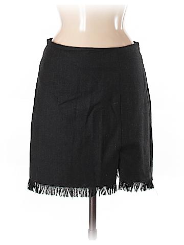 Poleci Wool Skirt Size 8