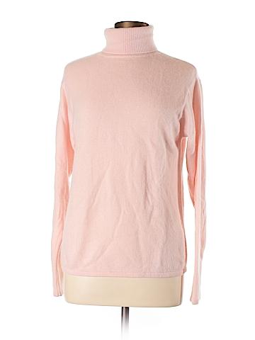 Precious Fibers Cashmere Pullover Sweater Size L