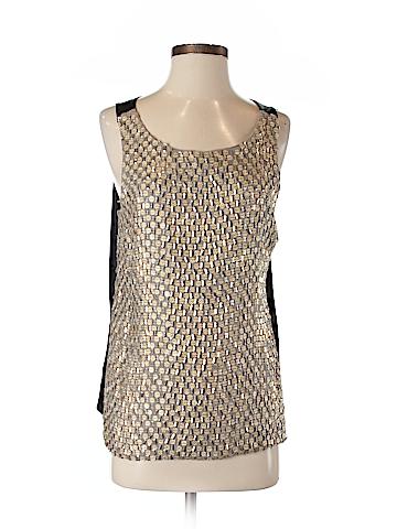 Cynthia Steffe Sleeveless Silk Top Size 4