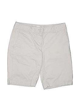 Ann Taylor LOFT Outlet Khaki Shorts Size 0