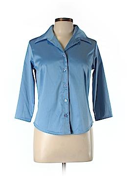 Zinc 3/4 Sleeve Blouse Size L