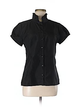 Tommy Hilfiger Short Sleeve Blouse Size M