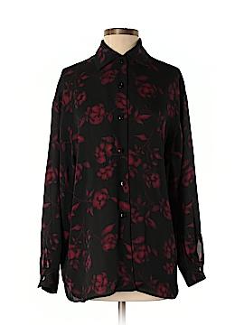 Rena Rowan for Saville Long Sleeve Blouse Size 4