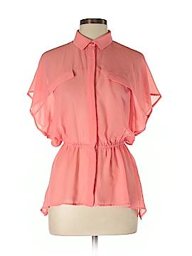 Bar III 3/4 Sleeve Blouse Size M