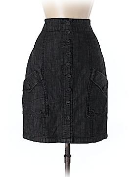 Level 99 Denim Skirt 28 Waist