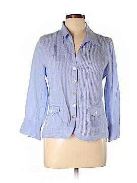 Gerard Darel Long Sleeve Button-Down Shirt Size 8 (40)