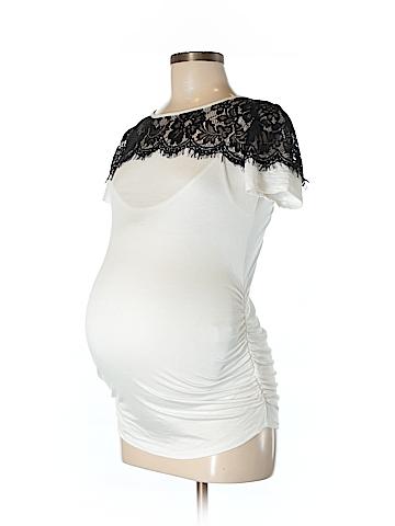 Planet Motherhood Short Sleeve Top Size S (Maternity)