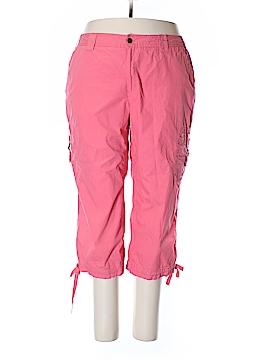 Caribbean Joe Cargo Pants Size 18 (Plus)