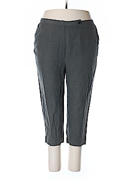 Sigrid Olsen Silk Pants Size 20 (Plus)
