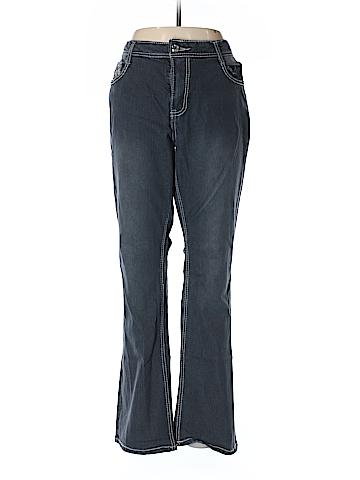 Faded Glory Jeans Size 18W (Plus)