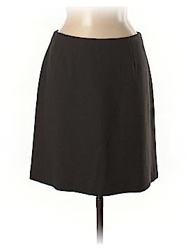 Emporio Armani Wool Skirt Size 44 (IT)