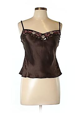 Rocha. John Rocha Sleeveless Silk Top Size 12
