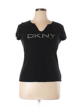 DKNY Short Sleeve T-Shirt Size XL