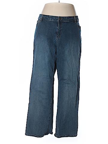 Liz & Co Jeans Size 22 (Plus)