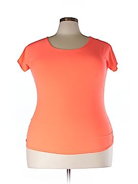 Motive Short Sleeve Blouse Size XL