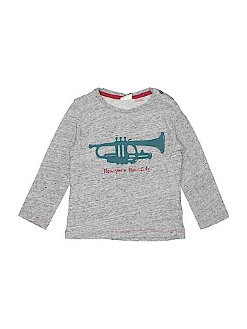 Zara Long Sleeve T-Shirt Size 2