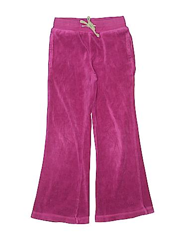 Mini Boden Velour Pants Size 5 - 6