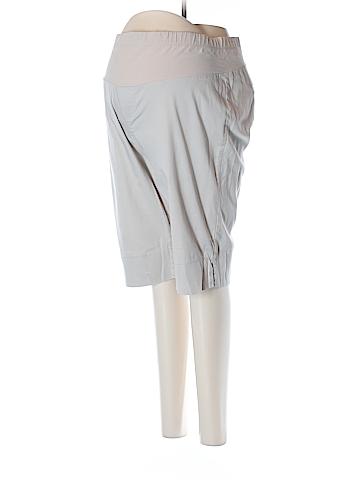 Motherhood Khaki Shorts Size L (Maternity)