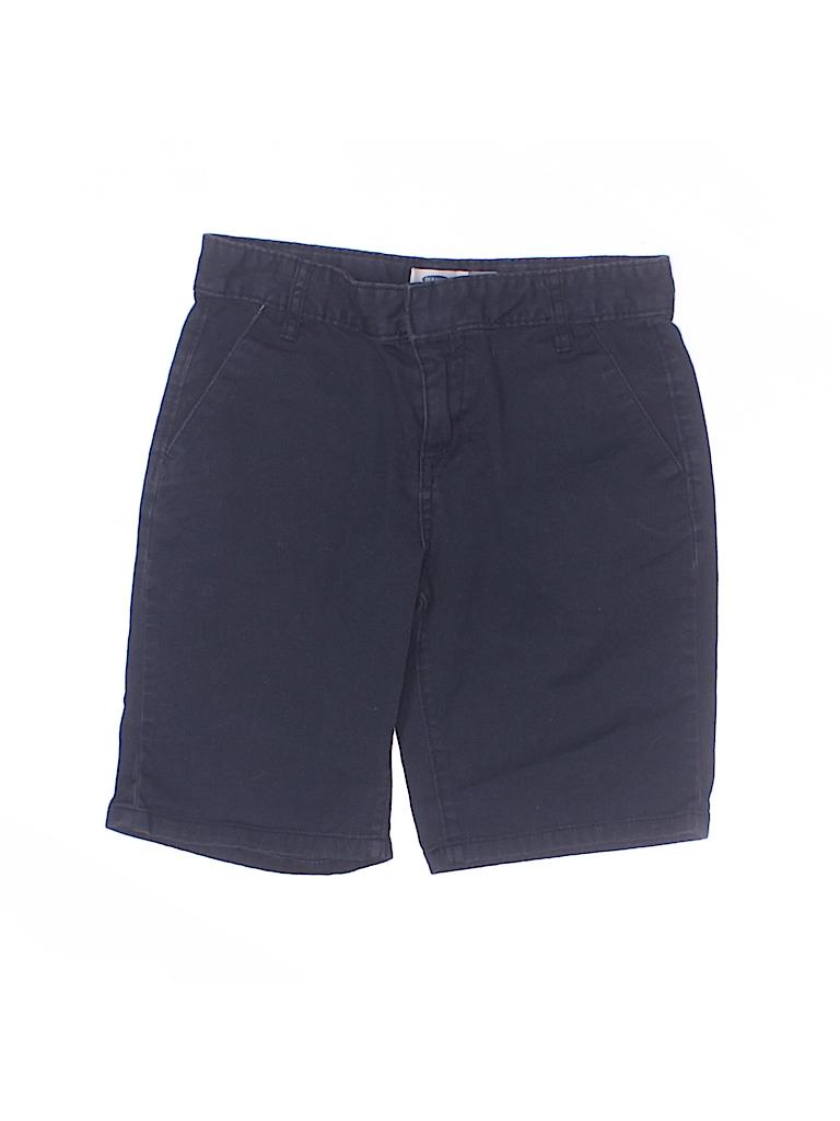 Old Navy Boys Khaki Shorts Size 10