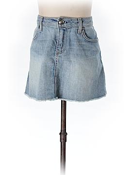 Juicy Couture Denim Skirt 29 Waist