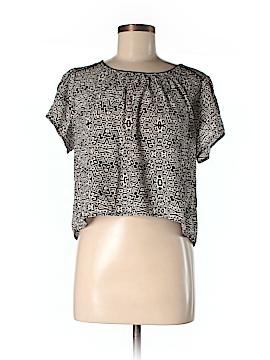 Mind Code Short Sleeve Blouse Size M