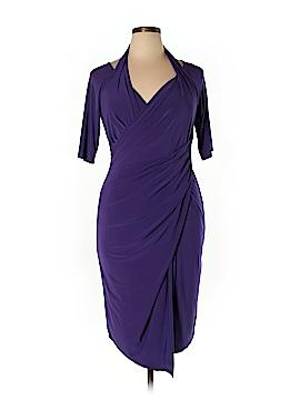 Kiyonna Casual Dress Size 1