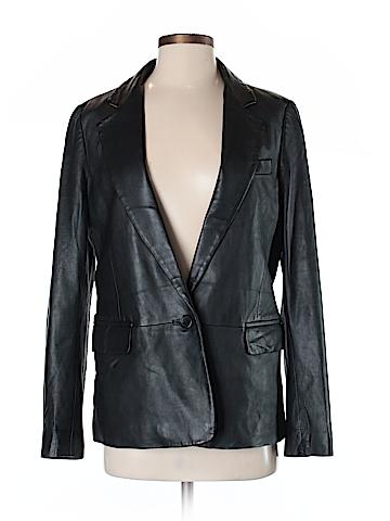 Coach Leather Jacket Size S