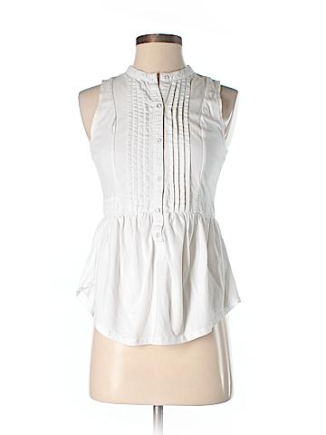 LA Made Sleeveless Blouse Size XS