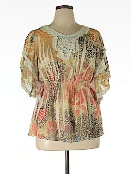 J.t.b. 3/4 Sleeve Blouse Size XL