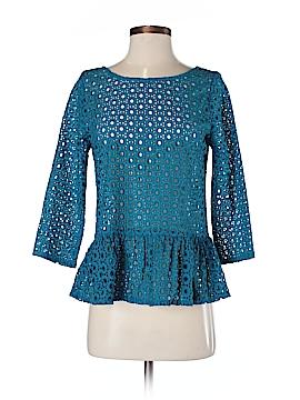Pim + Larkin 3/4 Sleeve Blouse Size S