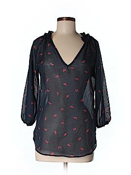 Renee C. 3/4 Sleeve Blouse Size M