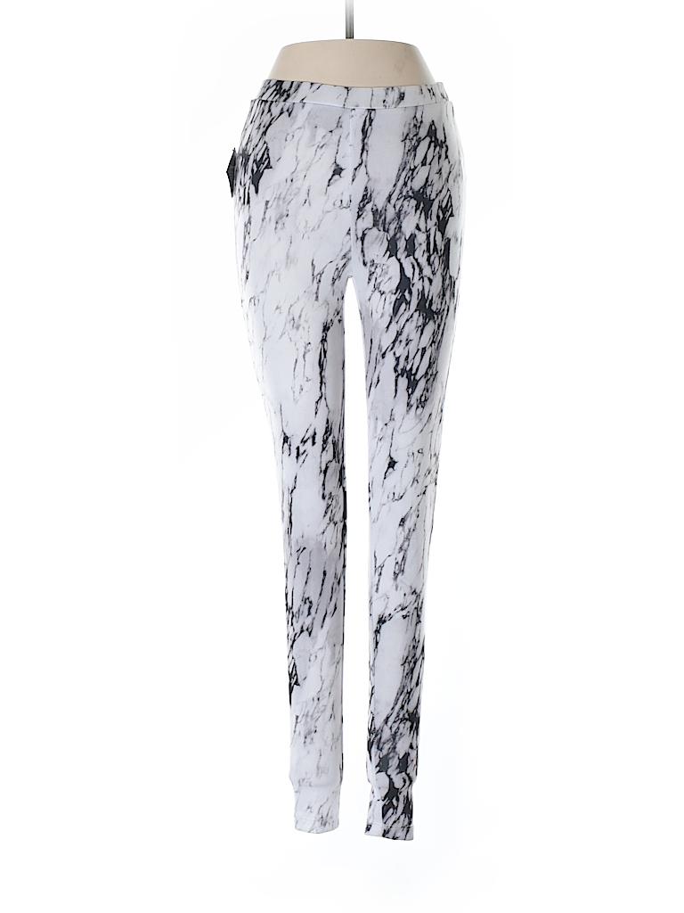 dfab3b506c0 Nasty Gal Inc. Print White Leggings Size XS - 66% off