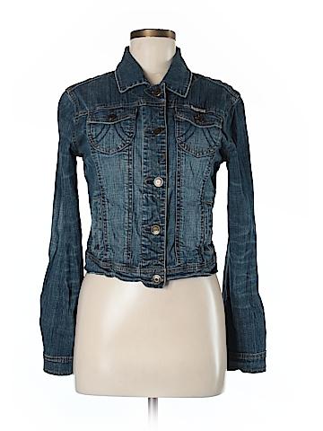 Hydraulic Denim Jacket Size M