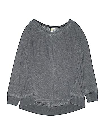 Green Tea Sweatshirt Size L