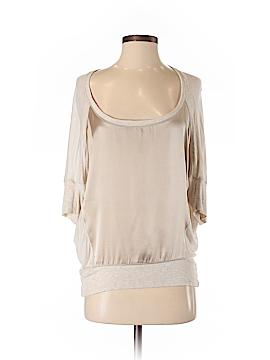 HEATHER 3/4 Sleeve Blouse Size XS
