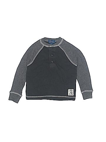 Polo by Ralph Lauren  Long Sleeve Henley Size 2T