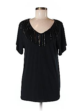 LaROK Short Sleeve Blouse Size M