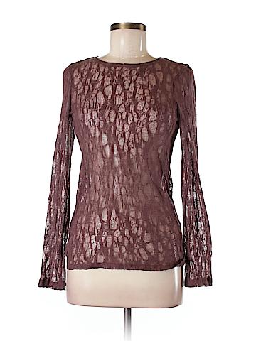 Topshop Long Sleeve Blouse Size 8