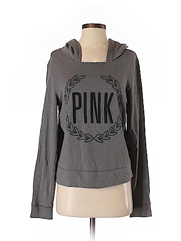 Victoria's Secret Pink Pullover Hoodie Size S