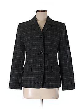 HB Sport by Harve Benard Wool Blazer Size 8