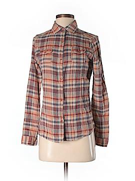 Gramicci Long Sleeve Button-Down Shirt Size XS