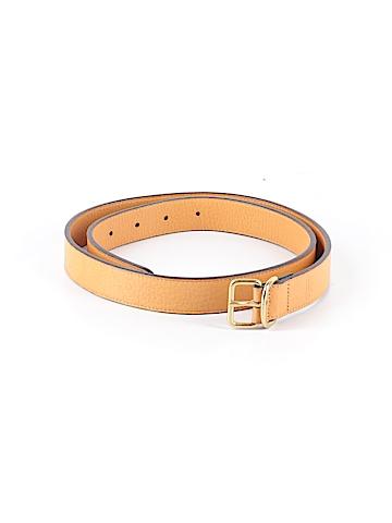 Coach Leather Belt Size M