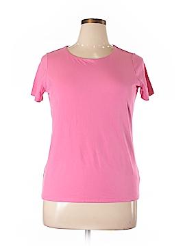 Talbots Short Sleeve Top Size 0X (Plus)
