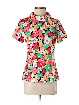 Fairway & Greene Short Sleeve Blouse Size S