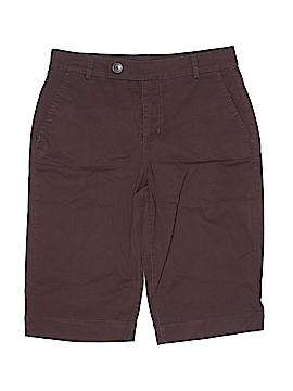 Bandolino Blu Khaki Shorts Size 10
