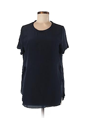 3.1 Phillip Lim Short Sleeve Blouse Size 6