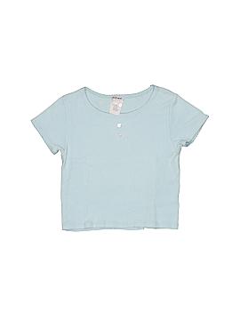 Cacharel Short Sleeve Henley Size 5T