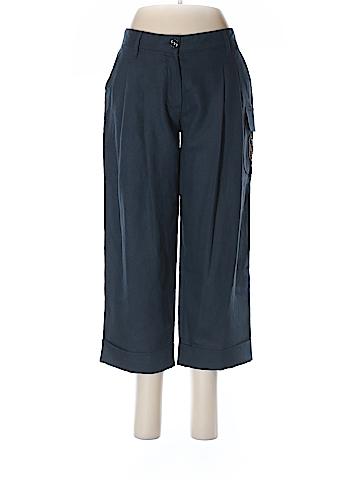 Dolce & Gabbana Linen Pants Size 42 (IT)