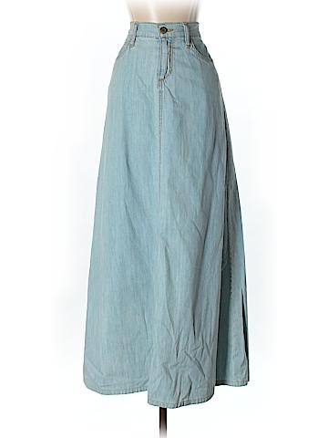 Joe's Jeans Denim Skirt 25 Waist