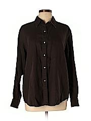 Ralph Lauren Women Long Sleeve Button-Down Shirt Size XL